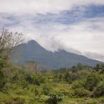Hills in Camiguin Island