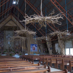 Camiguin, a somewhat bizarre church