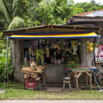 Camiguin, a typical countryside shop