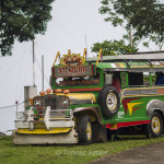 Camiguin - a typical jeepney