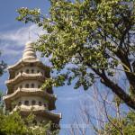 Inside Huaguoshan Park