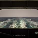 Sailing to Korea
