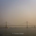Arriving in Incheon