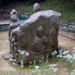 Four-sided stone Buddha of Gulbulsa Temple site