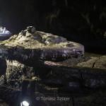 Inside the Manjanggul Lava Tube