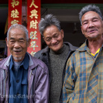 Friendly peoply of Fujian