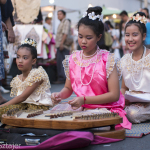 Street festival in Chiang Mai