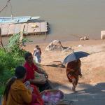 Mekong river, Luang Prabang