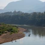 Khan river, Luang Prabang